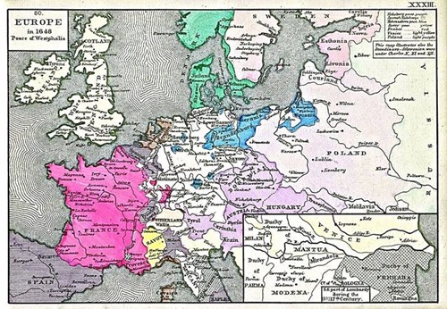 The Peace of Westphalia and Sovereignty