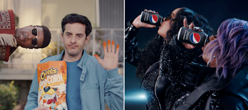 Teaching Advertisers went head-to-head to persuade viewers during the Super Bowl