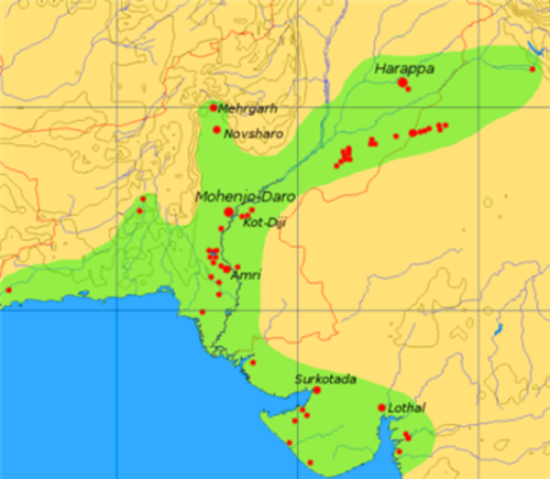 Cities Of The Indus Valley Civilization