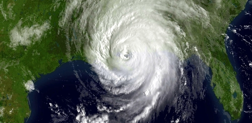 Climate change and Hurricane Katrina: what have we learned?
