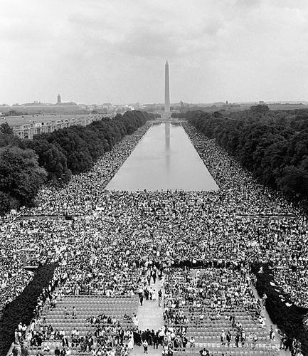 Transcript of Official Program for the March on Washington (1963)