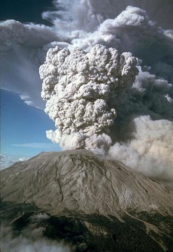 Teaching Explosive eruptions