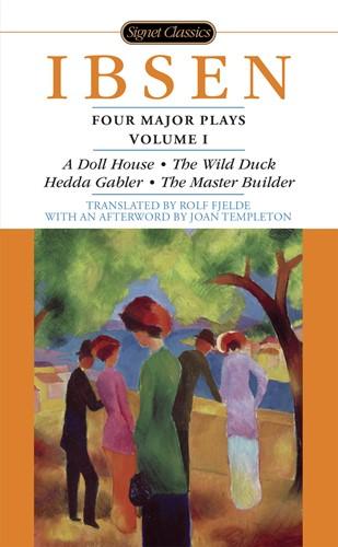 Four Major Plays, Volume I