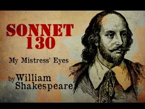 Teaching Sonnet 130