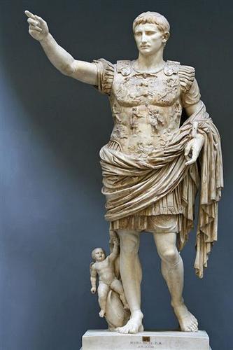 Augustus Caesar And The Early Principate