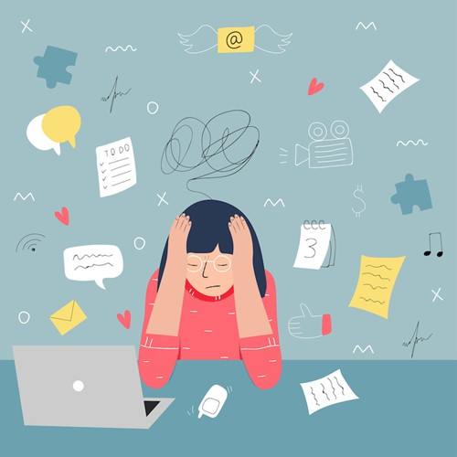 Teaching Student Guide: 10 Tips for Managing Uncertainty and Stress