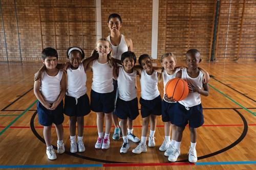 Teaching Breaking Basketball's Color Barrier