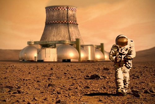 How feasible are Elon Musk's plans to settle on Mars?