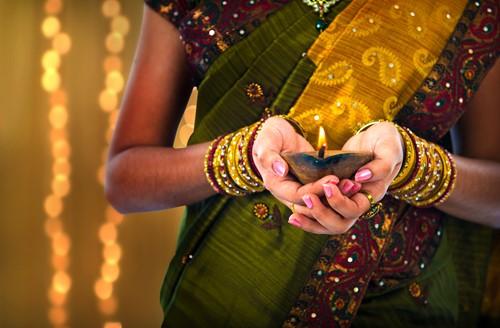 Teaching Diwali, the Festival of Lights
