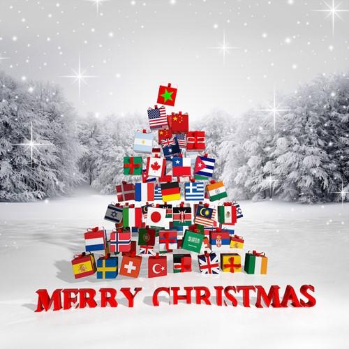 Teaching Celebrating Christmas around the world