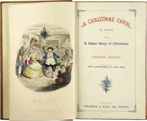 Teaching How Charles Dickens redeemed the spirit of Christmas