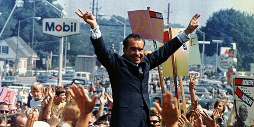 Teaching The Rise and Fall of Richard Nixon