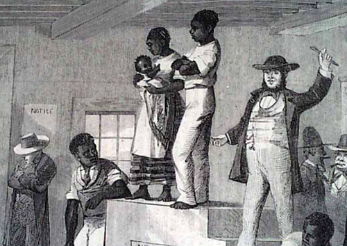 Teaching Excerpt: Twelve Years a Slave Chapter 6 A Slave Auction