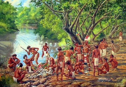 King Ferdinand's letter to the Taino-Arawak Indians