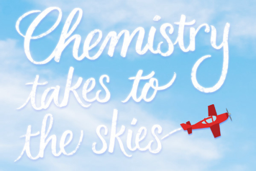 Teaching Chemistry takes to the skies