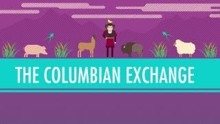 Teaching Review: The Columbian Exchange [video]