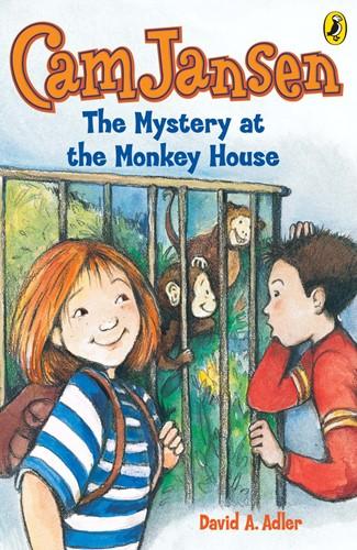Cam Jansen 10 Mystery at Monkey House