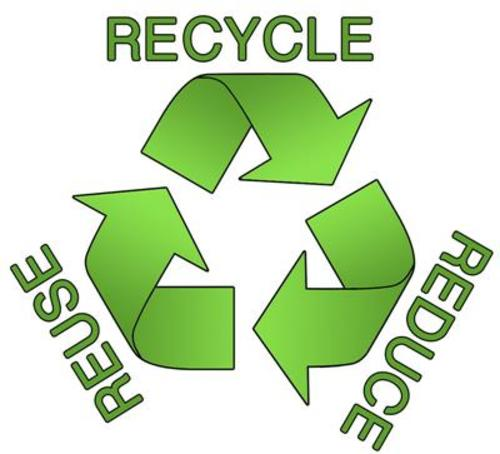 Teaching Reduce, reuse, and recycle