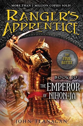 The Ranger's Apprentice, Book 10