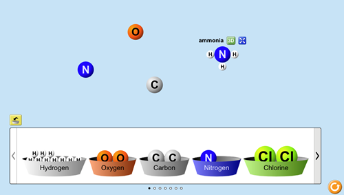 Teaching Build A Molecule [PhET Simulation]