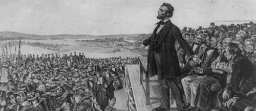 Teaching The Civil War in Four Minutes: The Gettysburg Address [video]