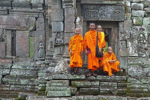 Teaching The birth and spread of Buddhism