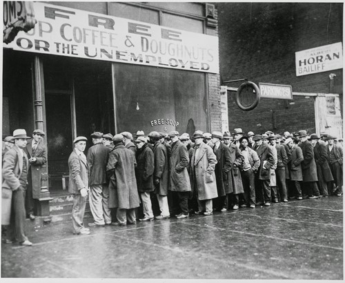 Teaching Origins of the Great Depression