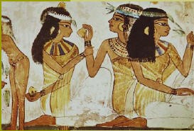 Teaching Women of Ancient Egypt