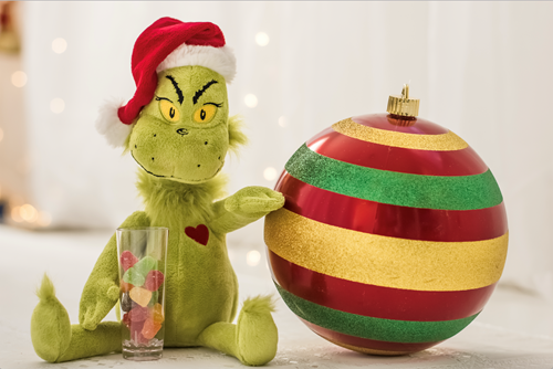 Teaching Can your heart grow three sizes? A doctor reads 'How the Grinch Stole Christmas'