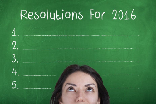 Teaching The psychology of New Year's resolutions