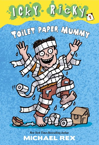 Icky Ricky #1: Toilet Paper Mummy