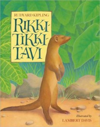 Teaching Rikki-Tikki-Tavi