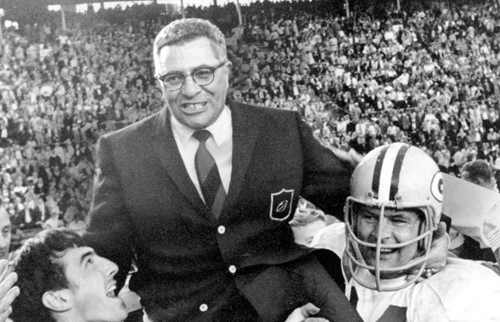 Teaching 3 lessons for today's teachers and students from coach Vince Lombardi