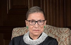 Teaching Meaning of life according to Ruth Bader Ginsburg