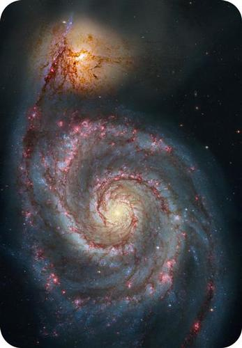 Teaching Galaxies