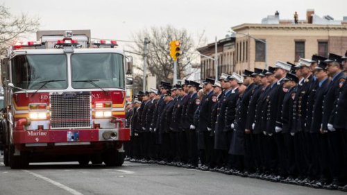Obituary: The 9/11 rescuers who died a day apart