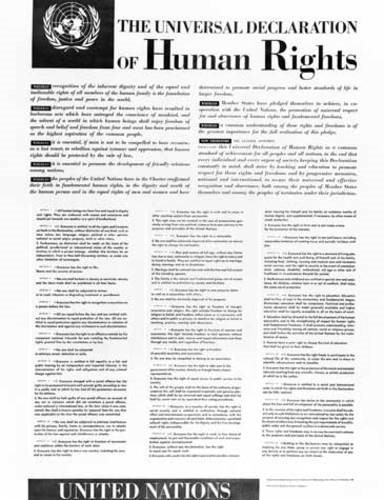 Teaching The Universal Declaration of Human Rights