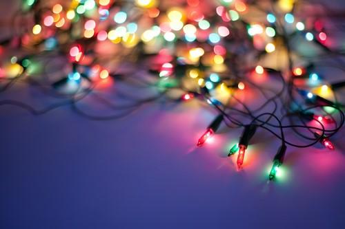Teaching How do holiday lights work?