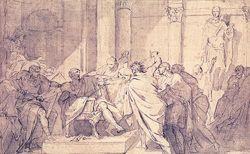 "Teaching ""Funeral Speeches"" from Julius Caesar"