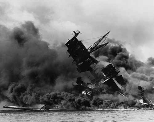 Teaching The US enters World War II