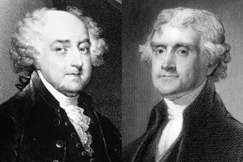Letter from John Adams on Thomas Jefferson