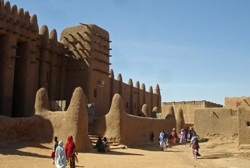 Teaching Mali Empire