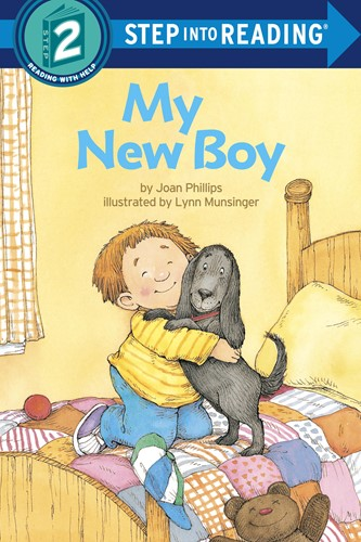 Step Into Reading 2: My New Boy