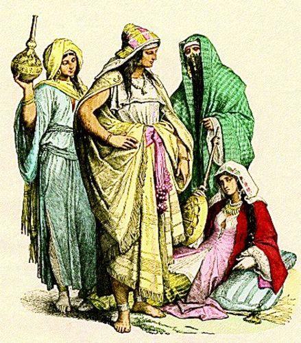 Women In Pre-Islamic Arabia