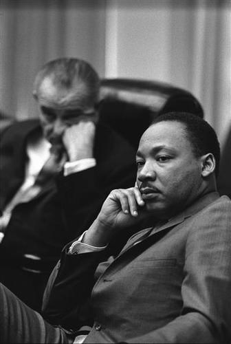 About Martin Luther King, Jr.