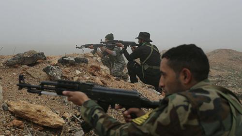 Teaching DBQ: The Syrian Civil War