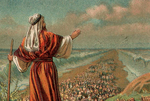 Teaching Ancient Israelites: The land of milk and honey