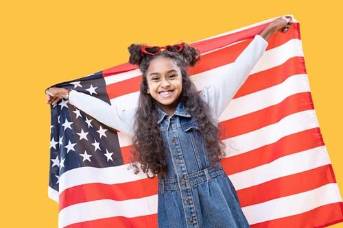 Teaching Becoming an American Citizen