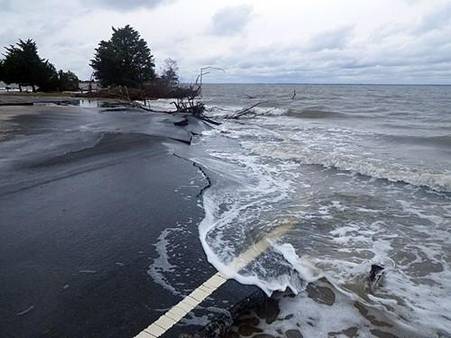 Teaching Analyze & Interpret Data: Sea level changes