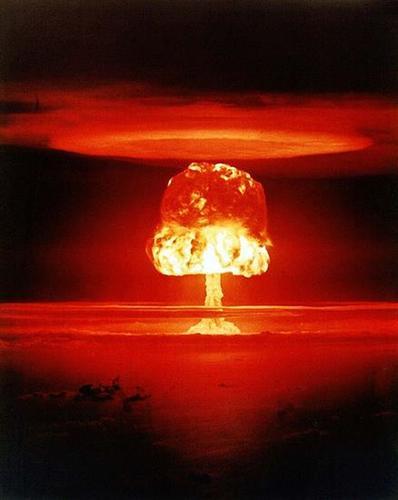 Teaching Atomic nucleus